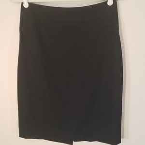 The limited black label pencil skirt